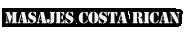 Masajes Costa Rica logo